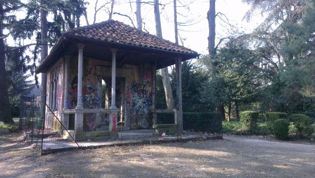 il chiosco del Parco Bassetti