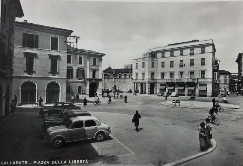Gallarate piazza liberta 60